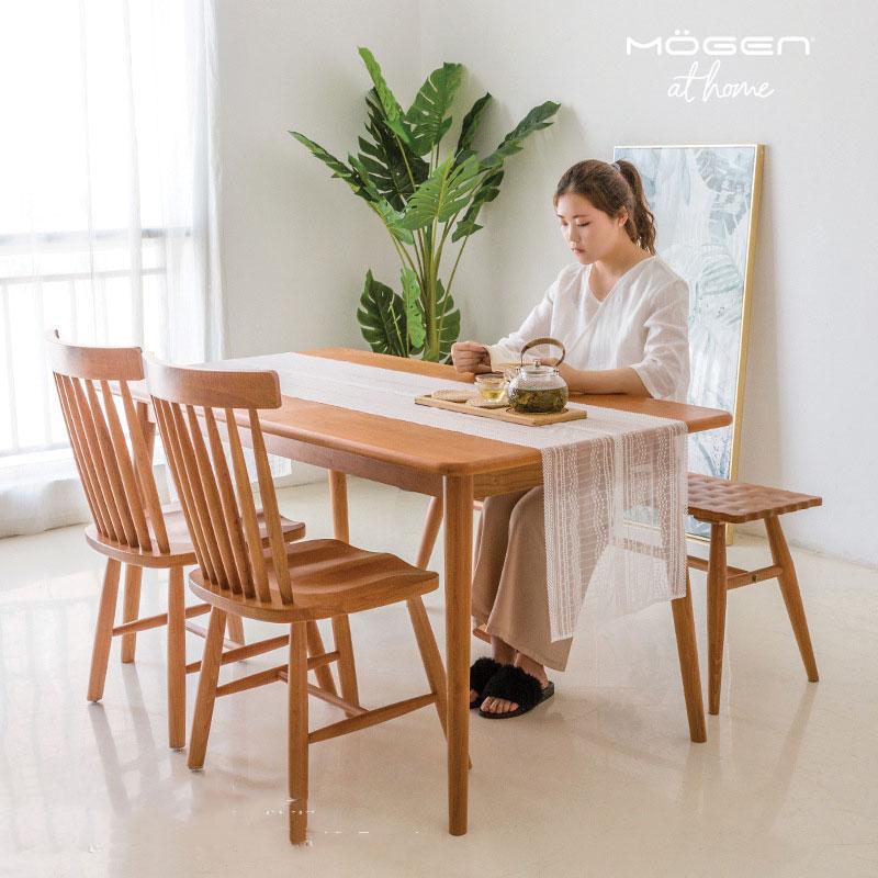 bộ bàn ăn meli m5