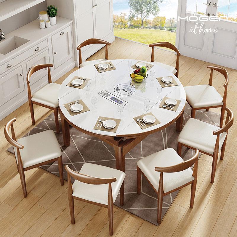 bàn ăn tròn