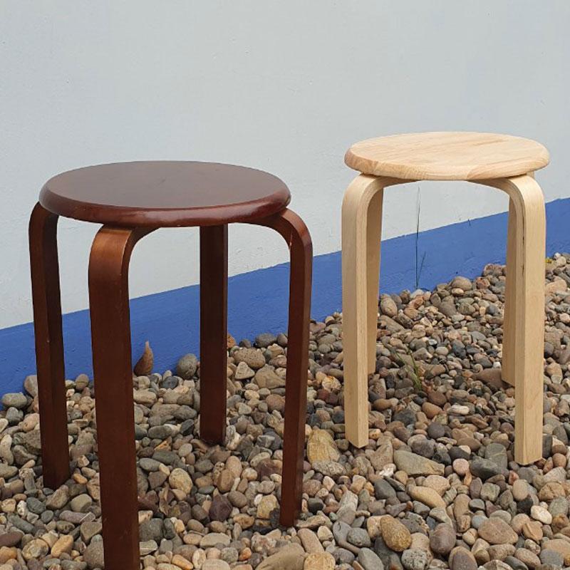 cấu tạo ghế đôn gỗ