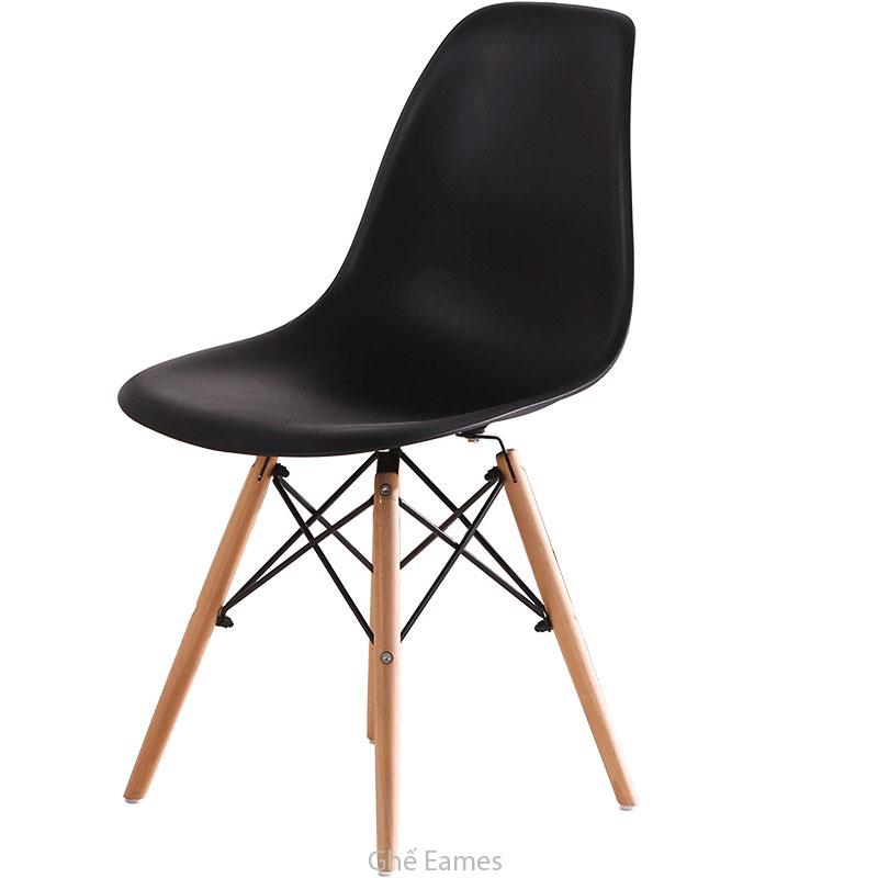 ghế màu đen