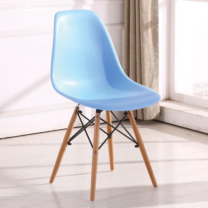 ghế màu xanh dương