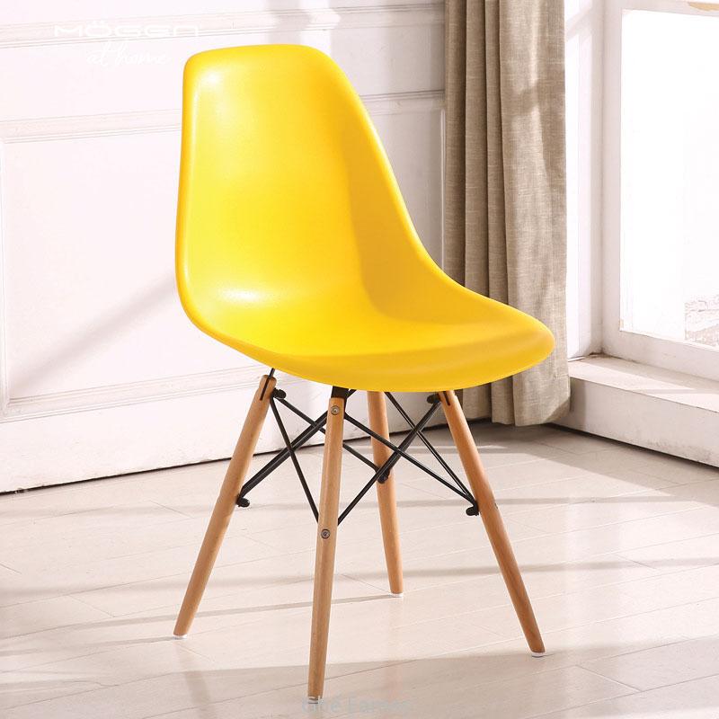 ghế màu vàng