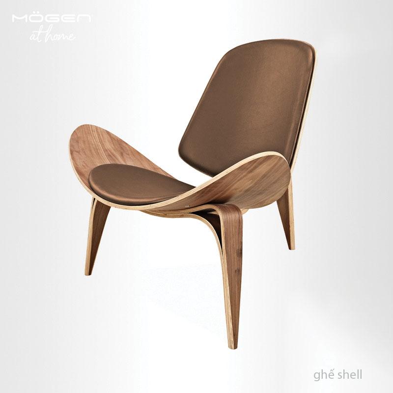 ghế màu nâu