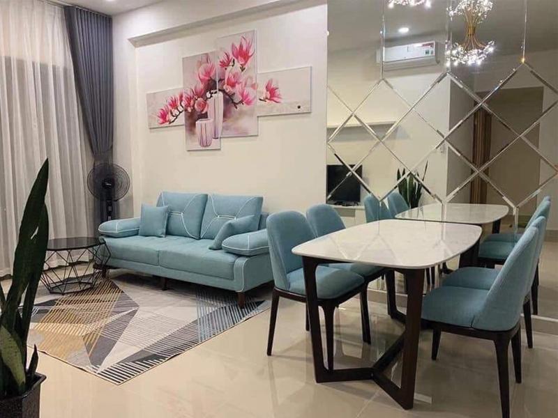 Bộ ghế bọc theo yêu cầu chủ nhà để phù hợp không gian nội thất