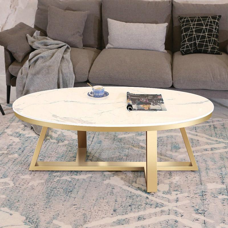 bàn có thiết kế hình oval