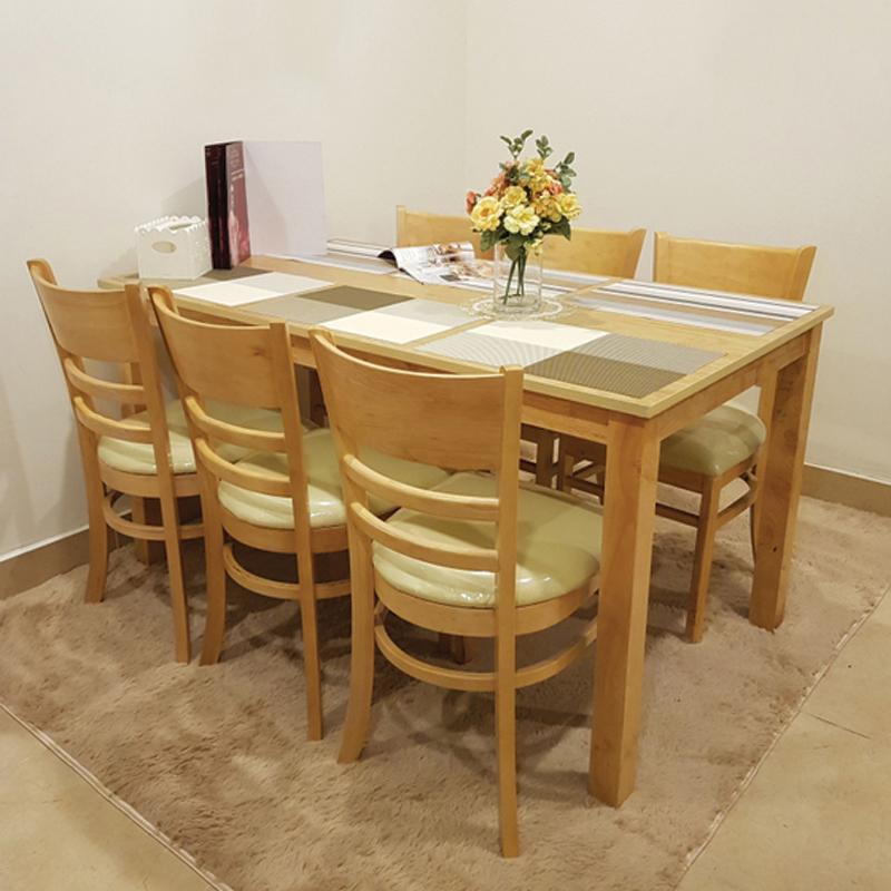 Bộ Bàn Ăn 6 Ghế Ulsan Hàn Quốc