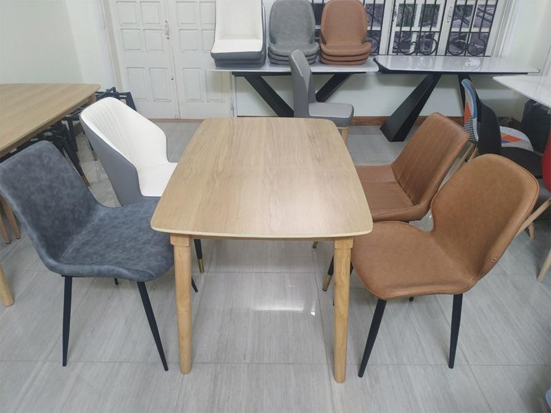 Cấu tạo bộ bàn ăn 6 ghế