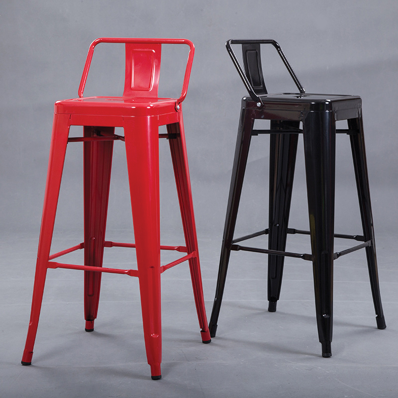 màu sơn thực tế của ghế bar có tựa