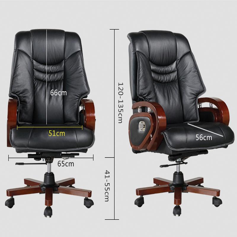 Chất liệu ghế da giám đốc