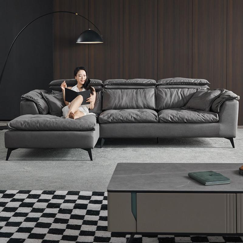 Sofa góc chữ L cỡ lớn