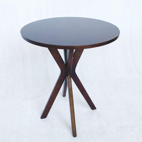 bàn tròn cafe