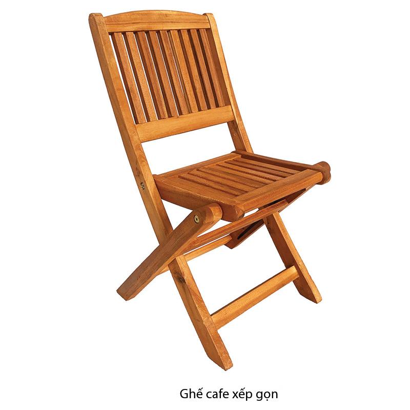 ghế xếp gấp gọn