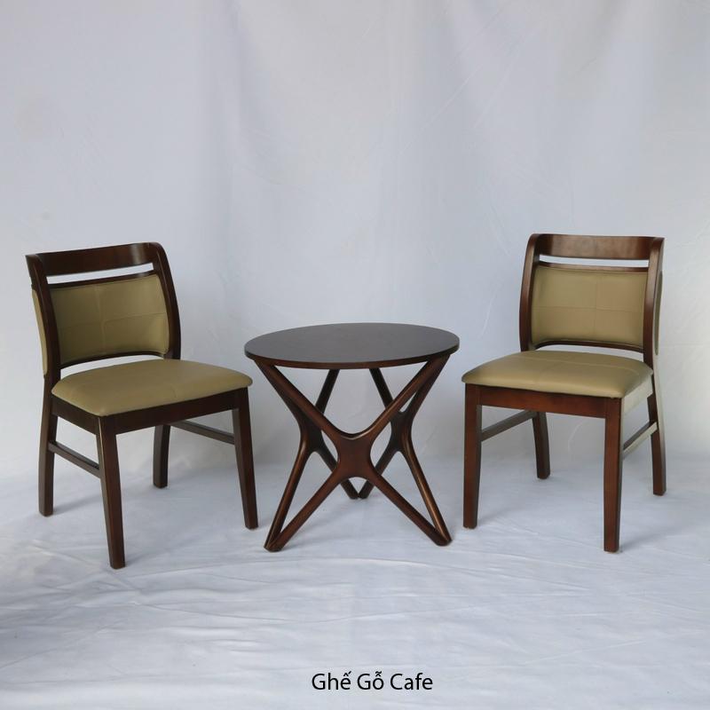 ghế gỗ bistro bán chạy