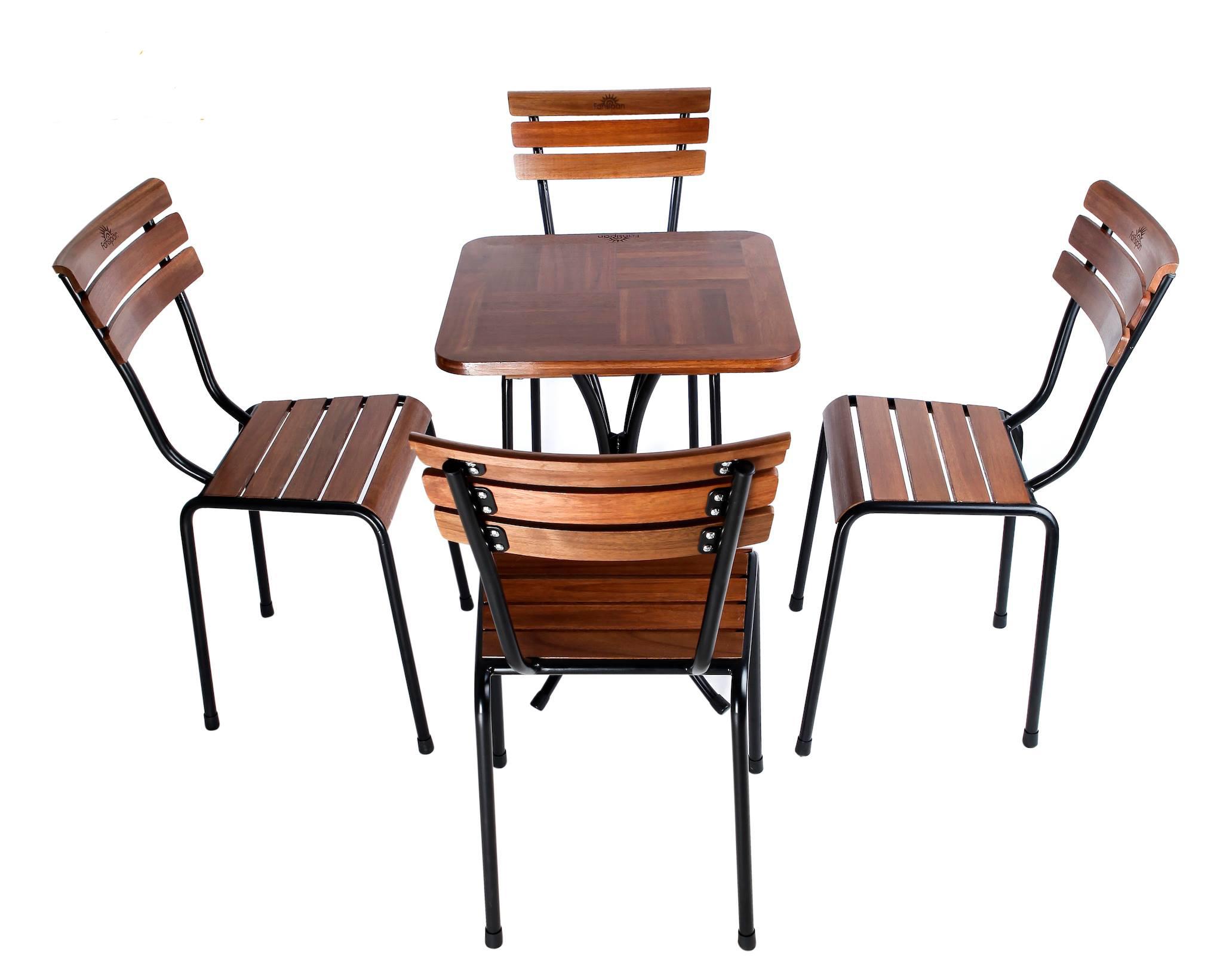 Bộ bàn 4 ghế