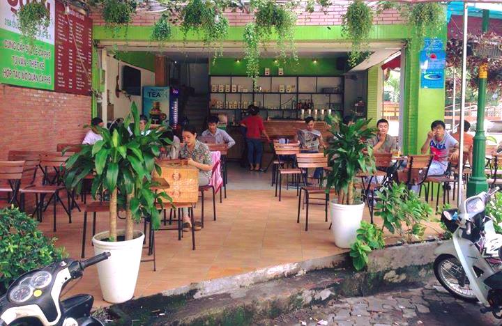hình ảnh bàn ghế cafe