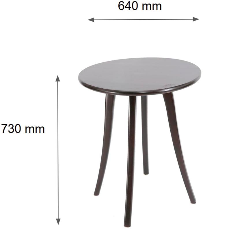 kích thước bàn ghế ăn cafe ngoài trời