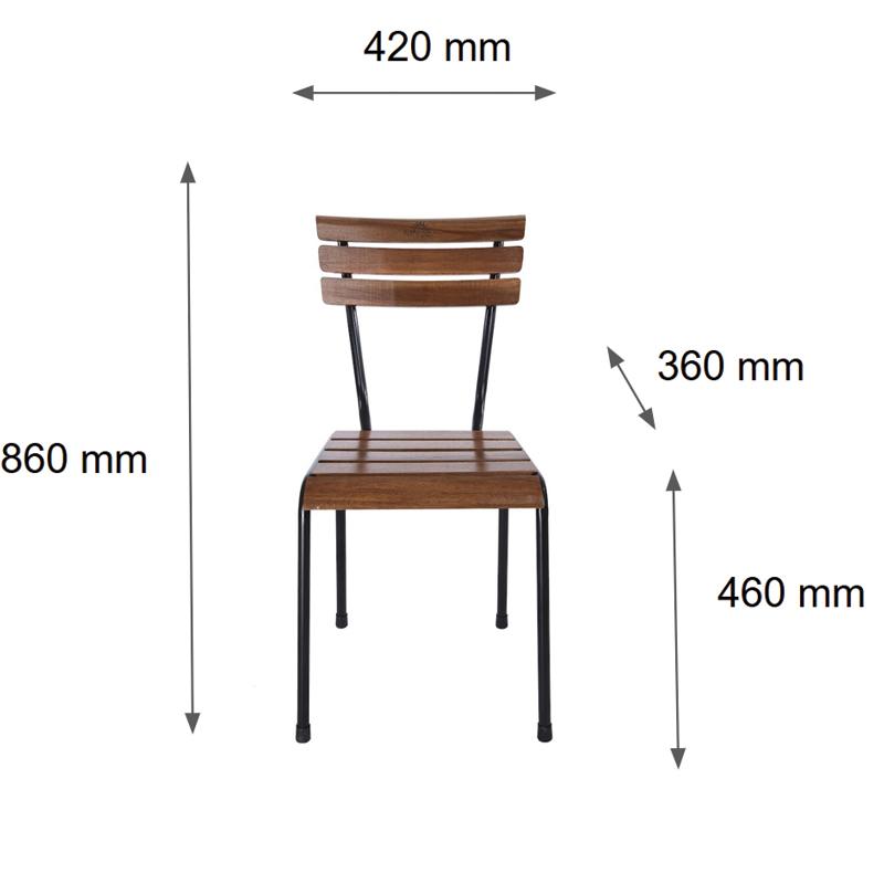 kích thước ghế kite