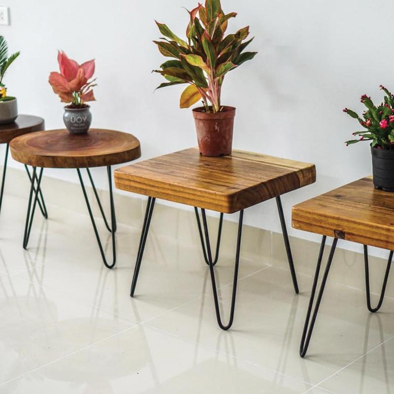 mẫu bàn gỗ tấm đẹp giá rẻ