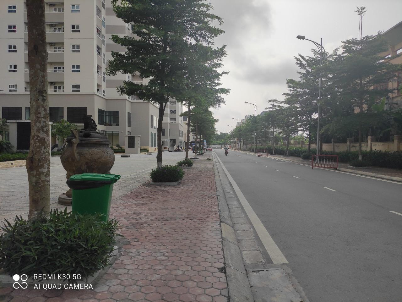 Khu đường nội bộ Mipec Kiến Hưng