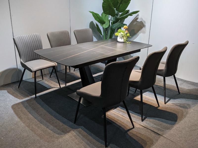 Mẫu bàn 6 ghế đẹp nhập khẩu