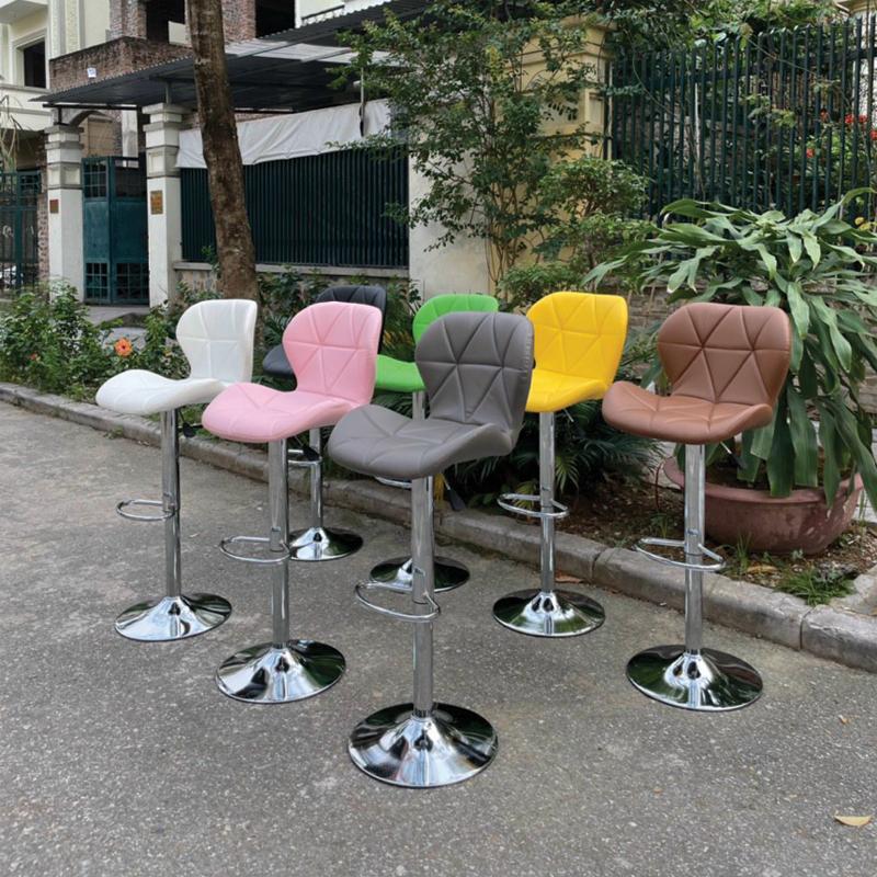 màu sắc ghế bar nhập khẩu