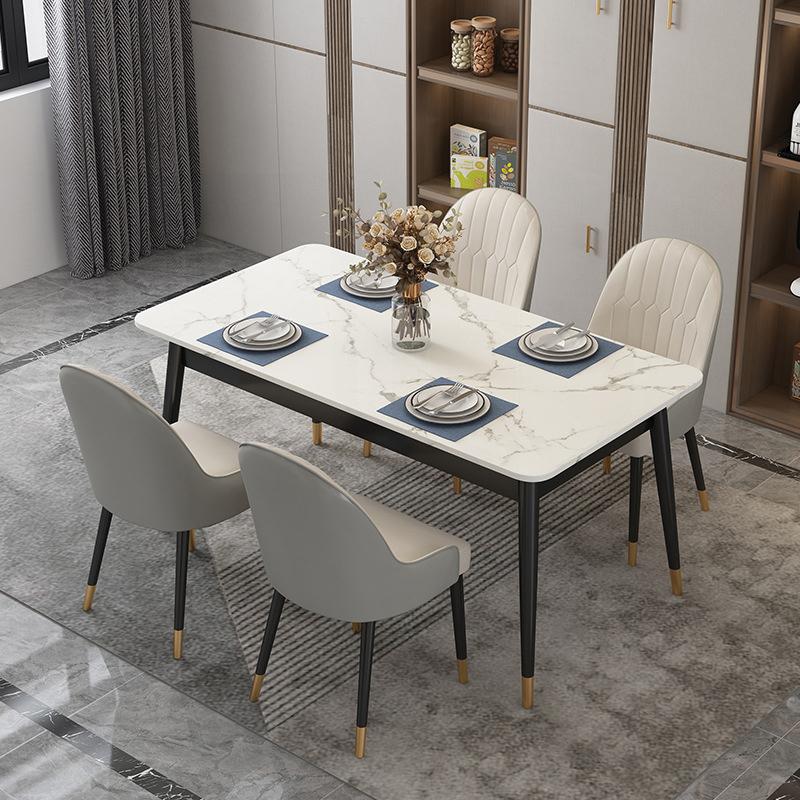 màu sắc bộ bàn ăn 4 ghế