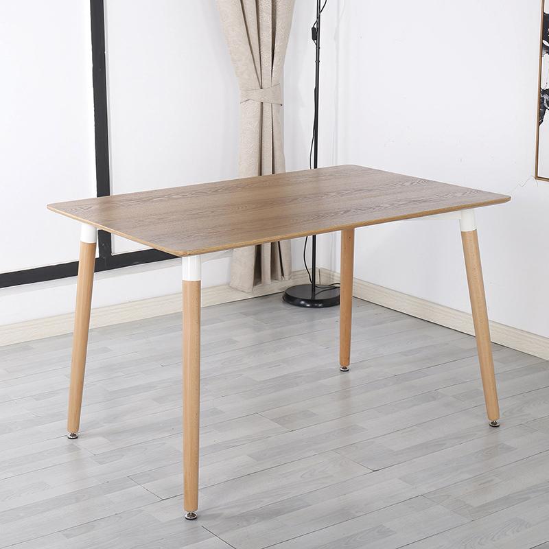 bàn mặt gỗ sồi