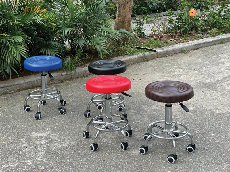 các màu ghế sẵn tại Bạch Mã