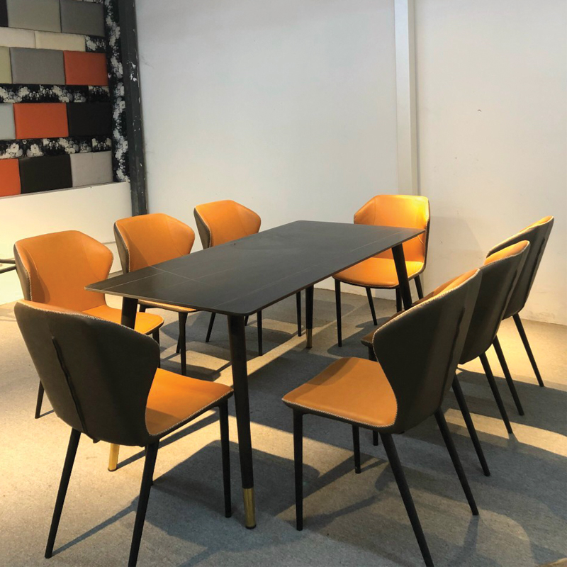 Kích thước bộ bàn 8 ghế