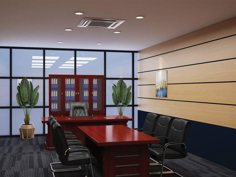 phòng làm việc của ban giám đốc