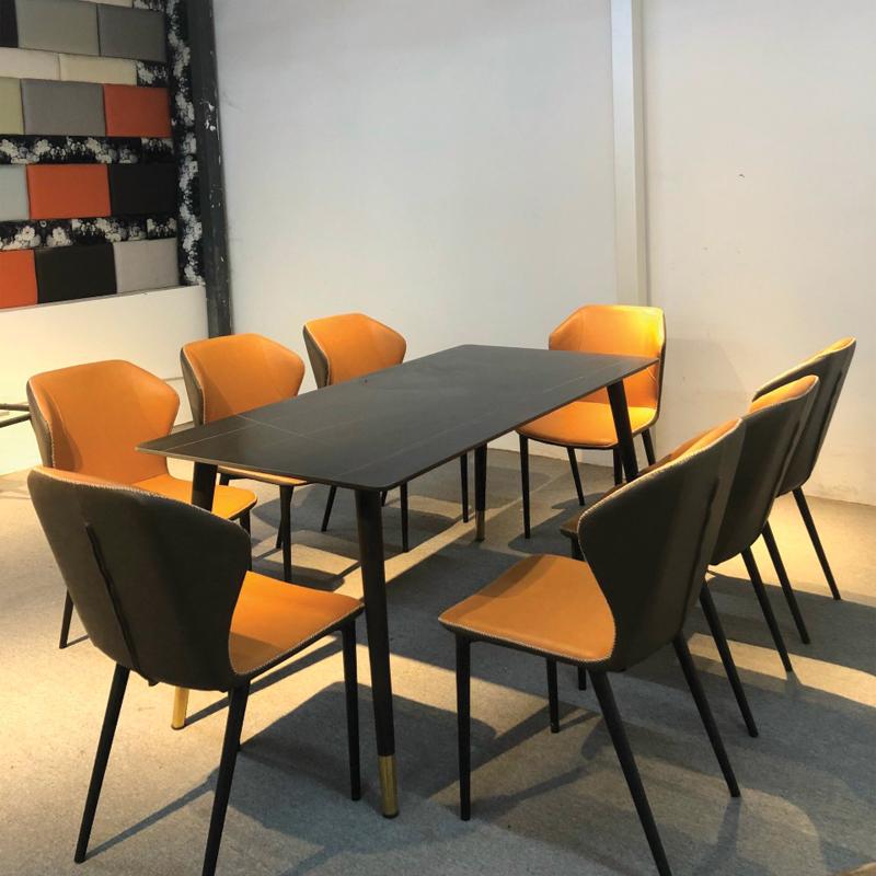 bộ 8 ghế ăn đẹp sang trọng phòng bếp