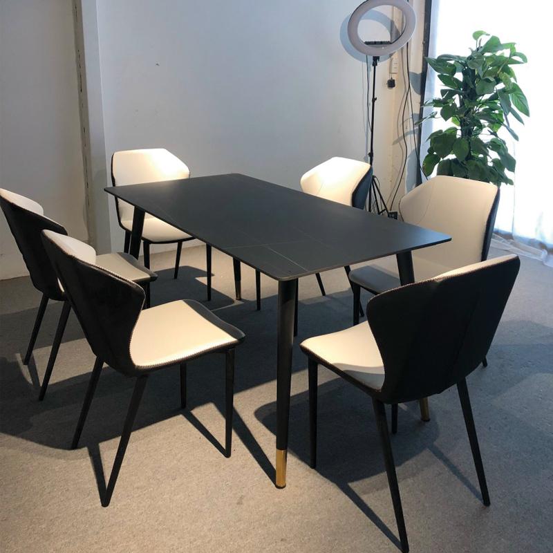 mẫu bàn ghế phòng bếp nhập khẩu đẹp sang trọng