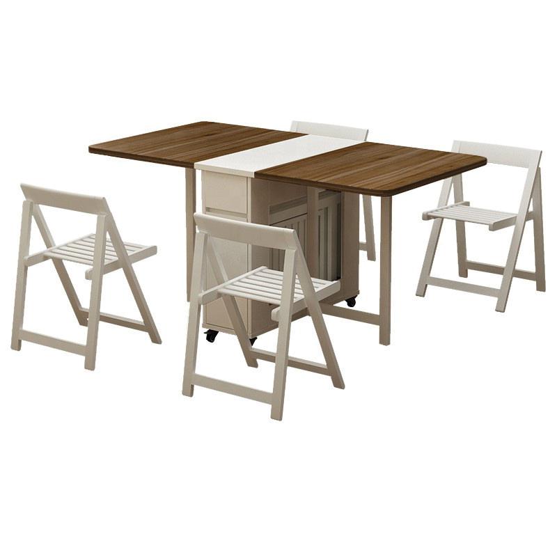 Thiết kế bàn ăn tiết kiệm không gian