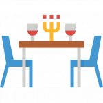 icon bàn ăn nhập khẩu